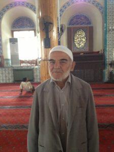 2013 yılında Kapu Camii , Mehmet Emin Başalp arşivi