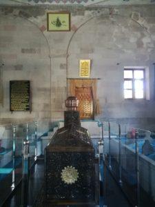 Ebu'ul Hasan Harakani Hz'leri türbe