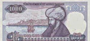 banknot fatih